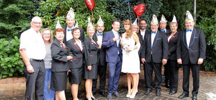 Hochzeit Christina & Heinz Fass
